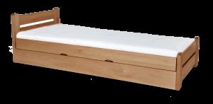 Dřevěná postel Relax