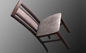 Masivní Moderní Jídelní židle MILANO 7 Drewmix
