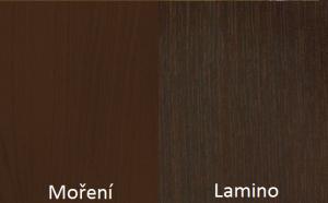 Ořech  - Jídelní set Lada ST 62/1, KT 05
