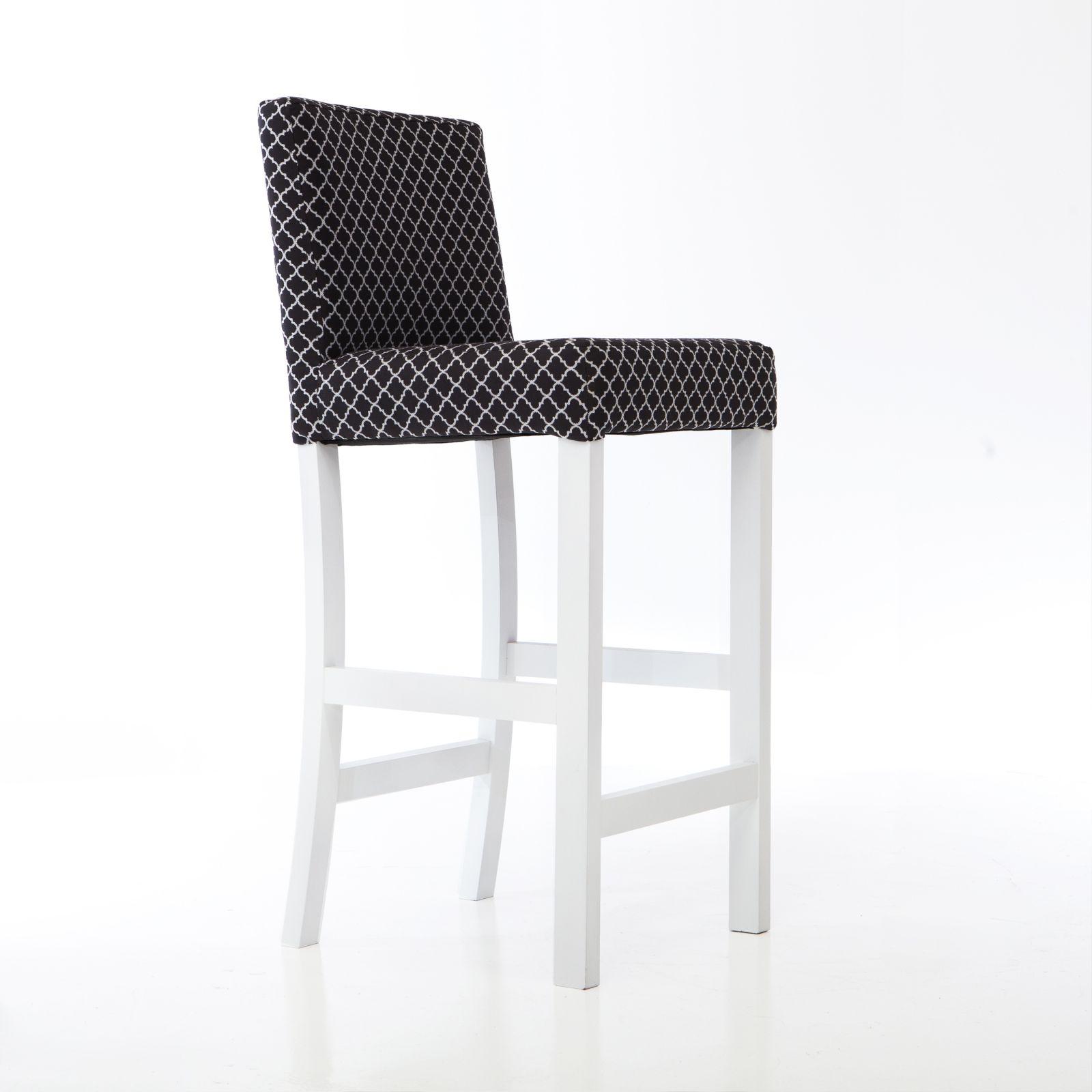 Barová židle z masivu H 19/2 Drewmark