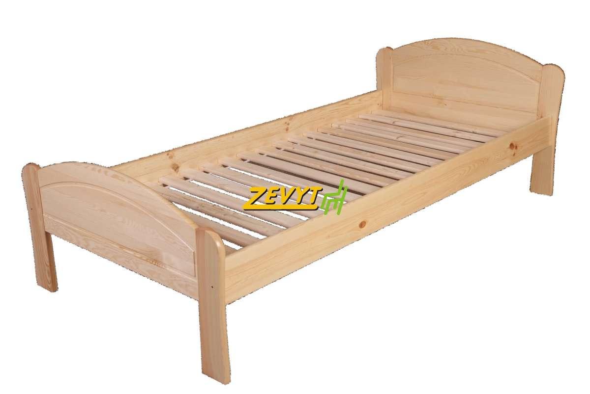 Postel dřevěná LUKÁŠ K75