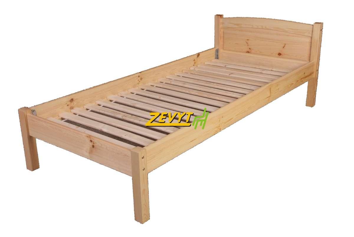 Postel dřevěná TED č. 76