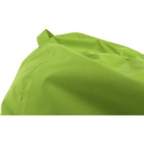 Sedací vak, zelená látka, Katani