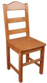Židle z masivu Karol K122