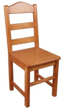 Židle z masivu Karol K122 zevyt-nabytek