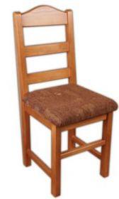Židle z masivu Karol K123