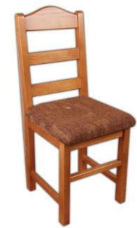 Židle z masivu Karol K123 zevyt-nabytek