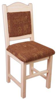 Židle z masivu Karol K124 zevyt-nabytek