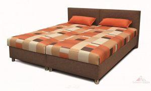 Čalouněná postel DUO
