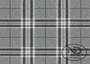 Látka 185  - Čalouněná postel MAXRELAX