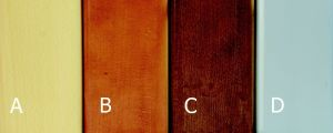Barva nožek B  - Čalouněná postel MAXRELAX