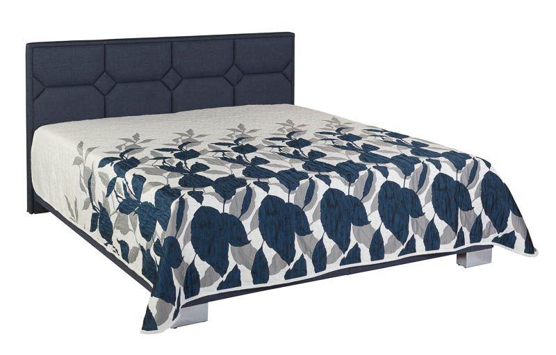 Čalouněná postel DORIS