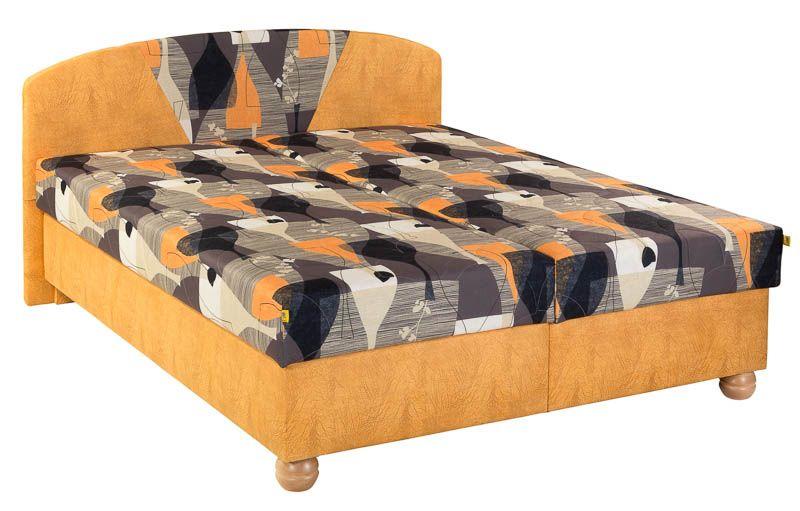 Čalouněná postel KLÁRA