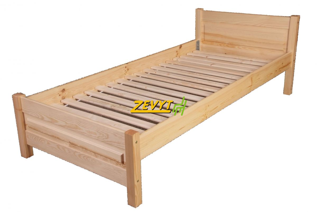 Postel dřevěná K80